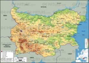 bulgaristan-cografi