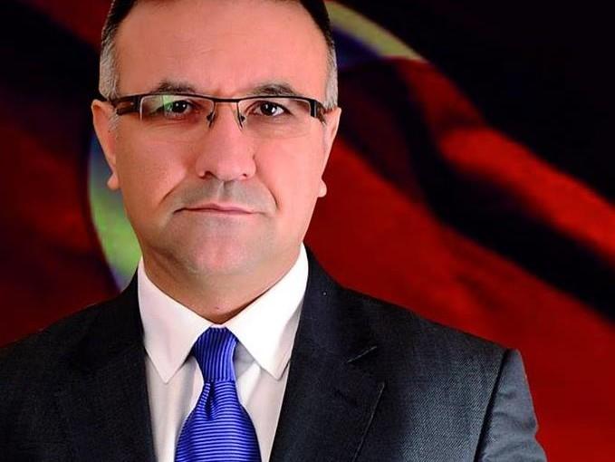 Genel Başkanımızın Siyasi Danışmanı Osman Büyükkaya oldu.