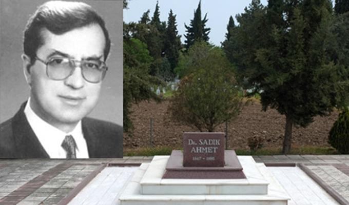 Dr. Sadık Ahmet (1947 – 1995)